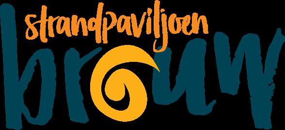 Strandpaviljoen Brouw logo png